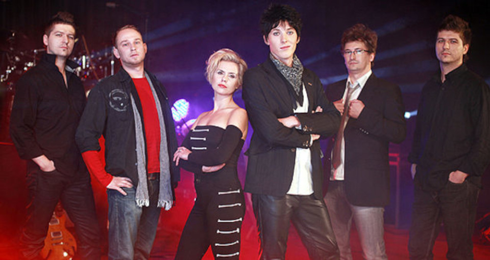 Roxanne – Roxette Cover Band
