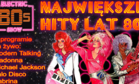 Electric Show – We Love 80's