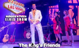 Elvis & The King's Friends