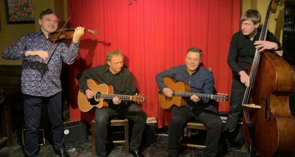 Gypsy Swing Quartet