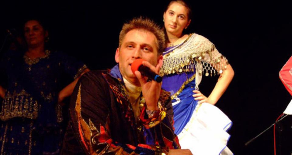Bogdan Trojanek & Terne Roma