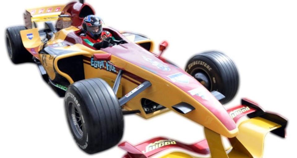 Symulator Formuły 1