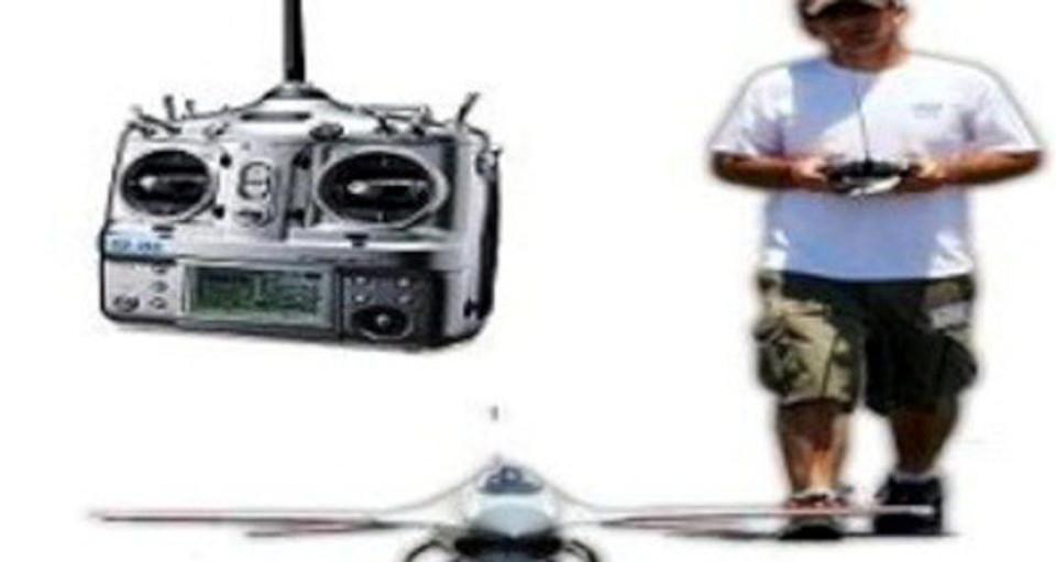 Symulator lotów modeli
