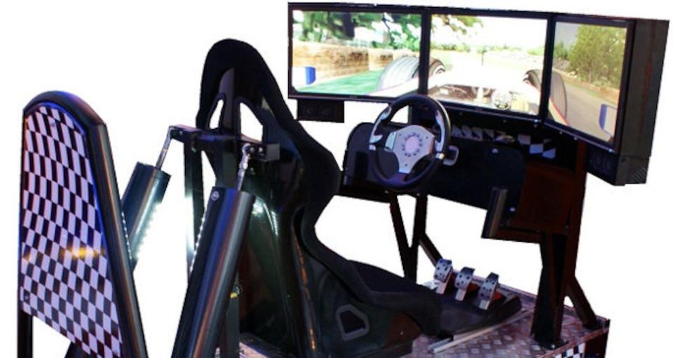 Symulator samochodu