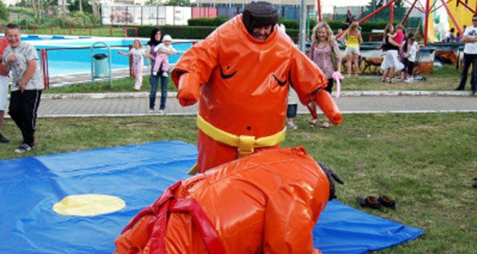 Turniej sumo