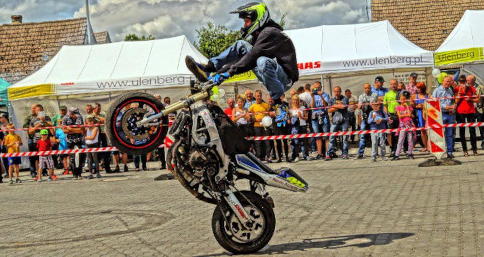 Pokazy motocyklowe