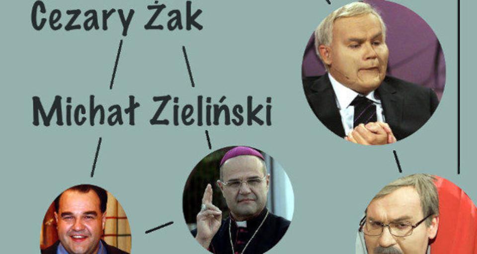Cezary Żak i Michał Zieliński