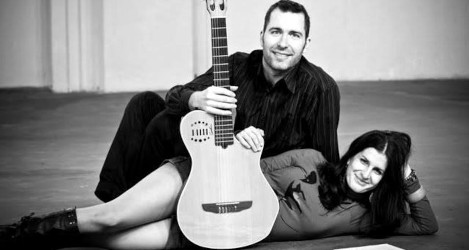 Pedro y Mari