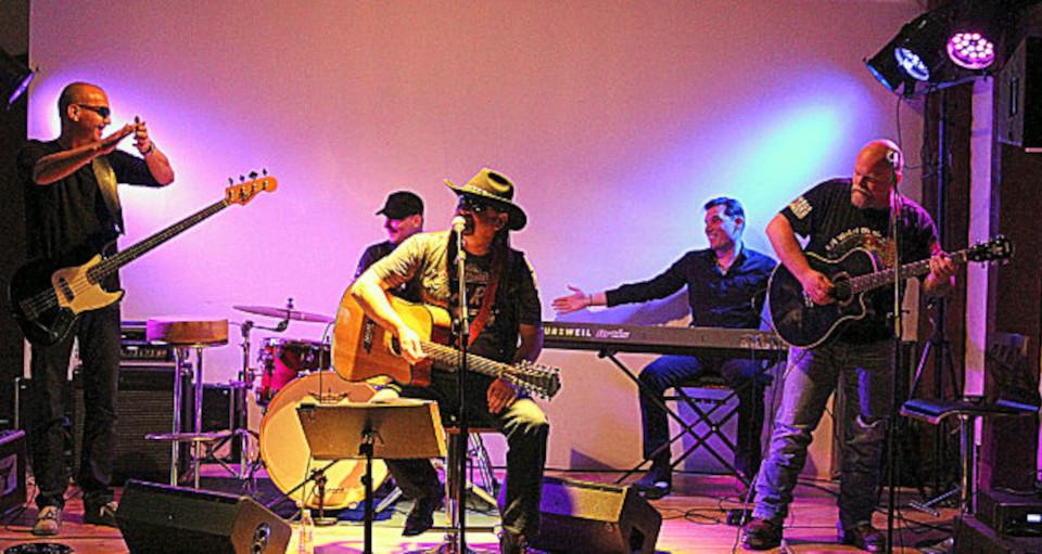 Blues Station – Dżem cover band