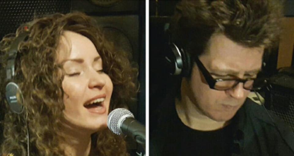 Nata Vakshynska & Evgeny
