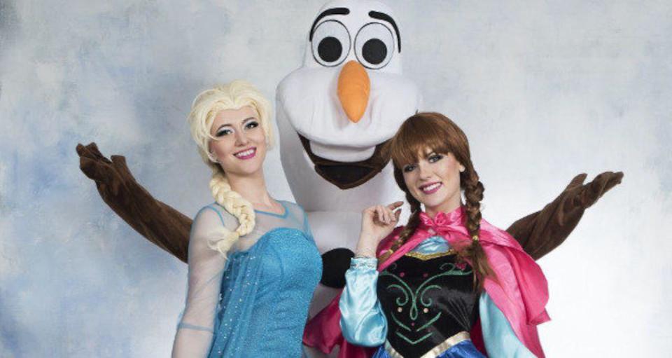 Elsa i Przyjaciele