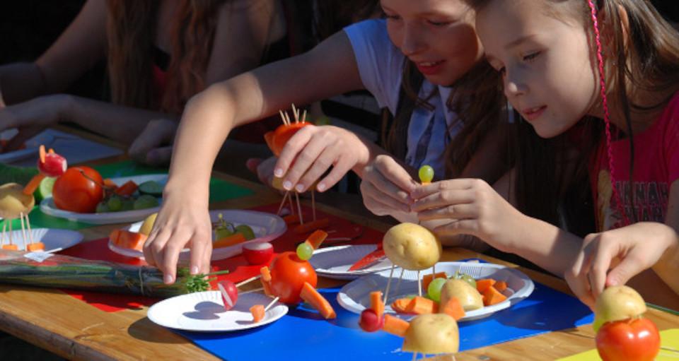 Kreatywne warsztaty kulinarne