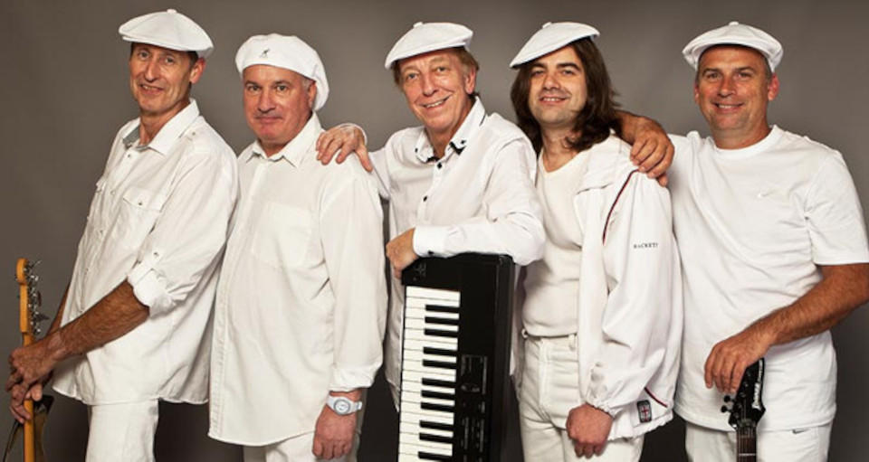 The Rubettes feat. Alan Williams