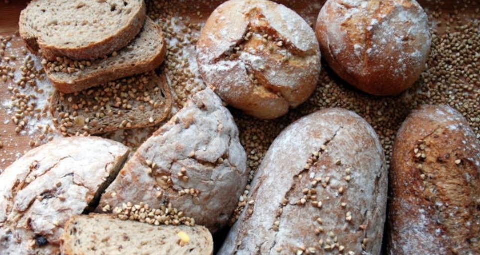 Wypiek chleba i pierników