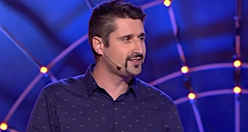 """Piotr """"Guma"""" Gumulec"""