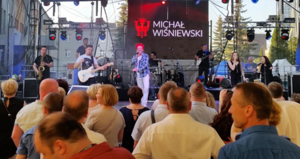 NajemnicY & Michał Wiśniewski